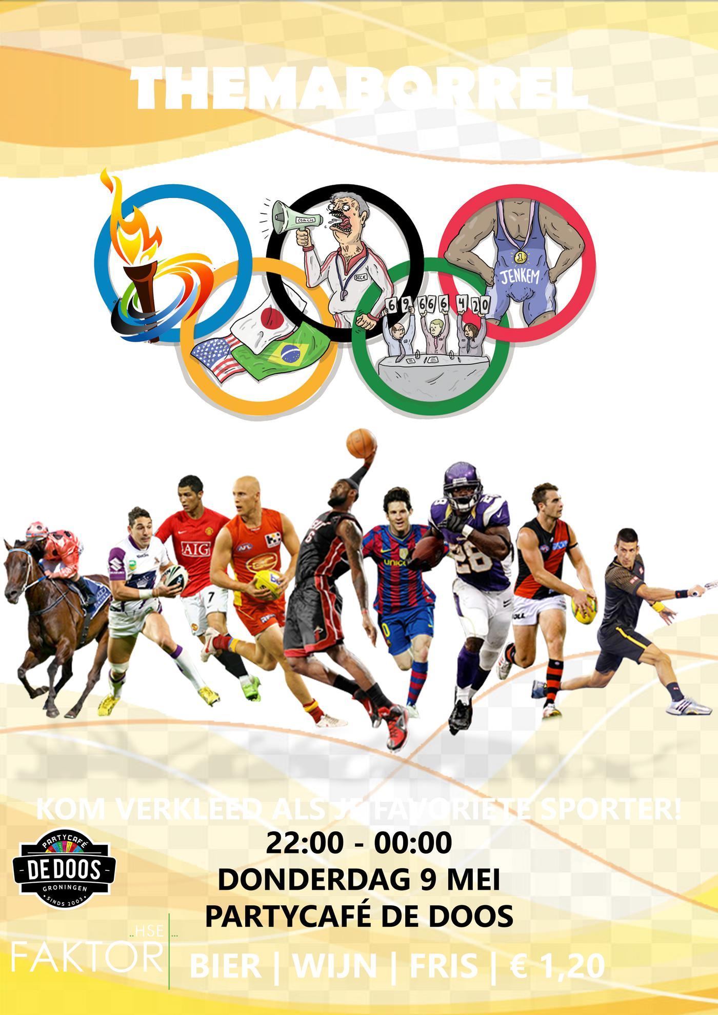Borrel Olympic