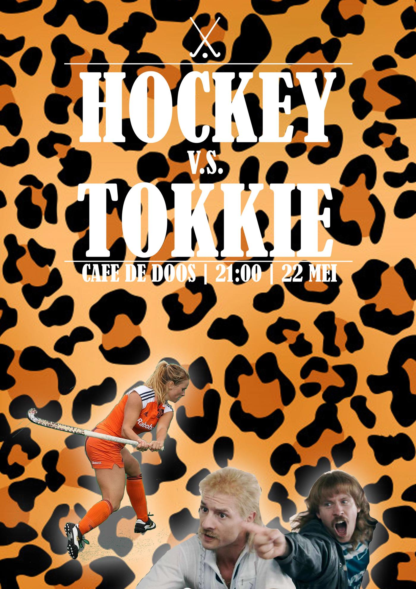 Borrel: Hockey of tokkie?