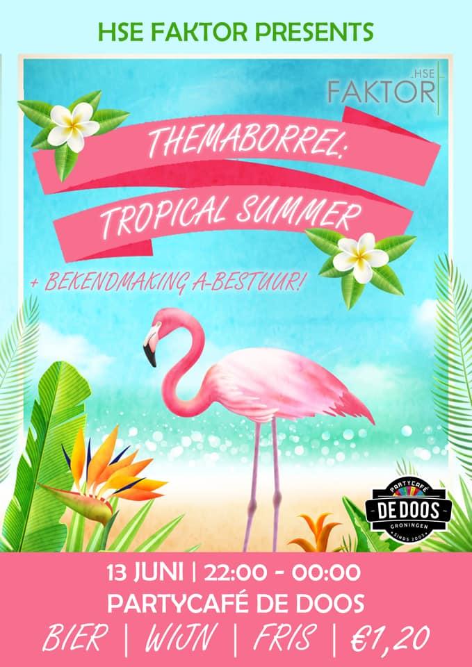 Borrel Tropical Summer