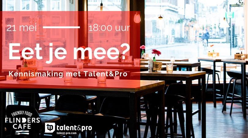 Bedrijfsdiner Talent&Pro